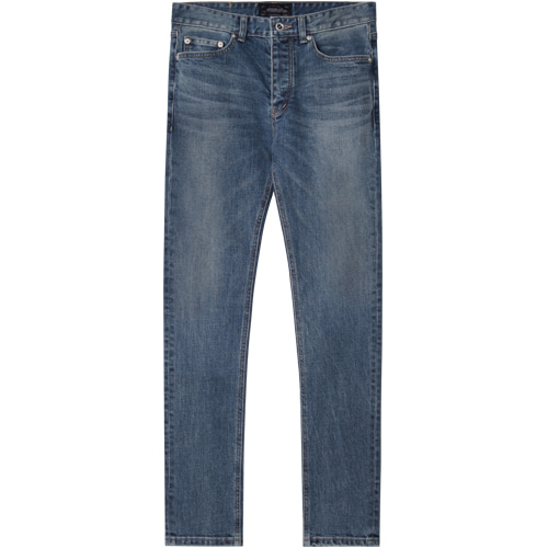 M#1413 geneve buttonfly washed jeans